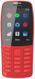 Nokia Nokia 210 DS Red