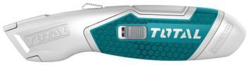 TOTAL выдвижное лезвие 19x61мм. + 6 лезвий