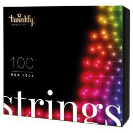Twinkly Smart LED Strings RGB 100, BT + WiFi, Gen II, IP44