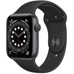 Apple Watch Series 6 GPS, 40mm Space Gray Aluminium Case