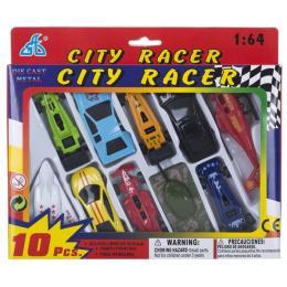 GW Citi Racer 1:64 10 шт