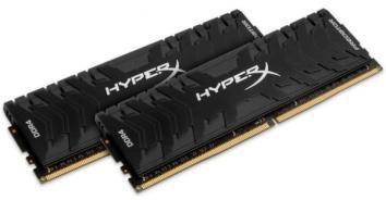 Kingston Fury (ex.HyperX) DDR4 16GB (2x8GB) 3200 MHz HyperX Predator Black