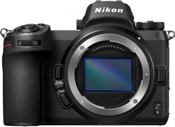 Nikon Z 6 + 24-70mm f4 + FTZ Adapter Kit
