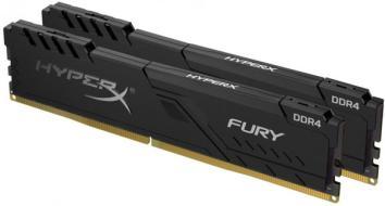 Kingston DDR4 16GB (2x8GB) 2666 MHz HyperX Fury Black