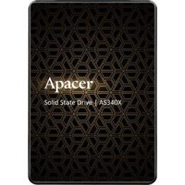 """Apacer 2.5"""" 120GB AS340X"""