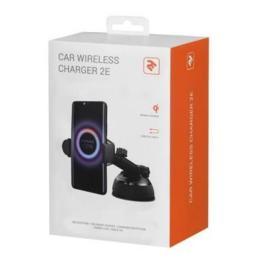 2E Car Windsheild Wireless Charger, 10W, black