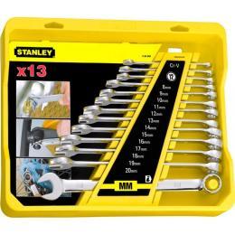 Stanley ключей гаечных комбинированных 13 шт (4-94-648)