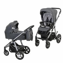 Baby Design 2 в 1 Husky NR 2021 117 GRAPHITE