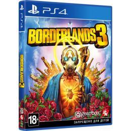 SONY Borderlands 3 [PS4, Russian subtitles]