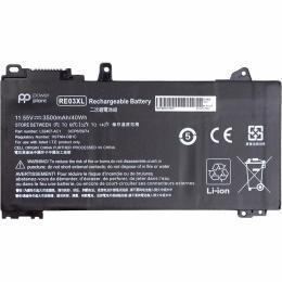 PowerPlant HP ProBook 450 G6 (RE03XL) 11.55V 3500mAh