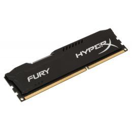 Kingston DDR3 8Gb (2x4GB) 1866 MHz HyperX Fury Black