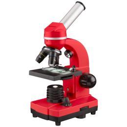 Bresser Biolux SEL 40x-1600x Red