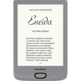 PocketBook 616 Basic Lux2, Silver