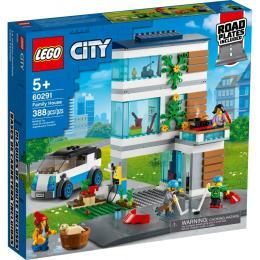 LEGO City Семейный дом 388 деталей