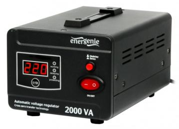 EnerGenie EG-AVR-D2000-01, 1200Вт