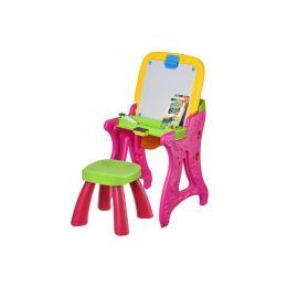 Same Toy Столик-мольберт розовый