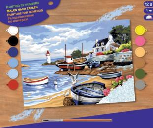Sequin Art SA1035