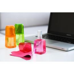 2E 100ml Liquid для LED/LCD +Microfibre Red LUX CLEAN