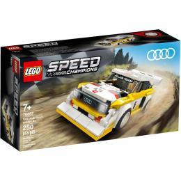 LEGO Speed Champions 1985 Audi Sport quattro S1 250 дет