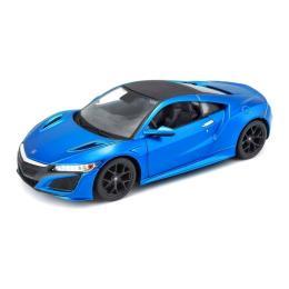 Maisto 2017 Acura NSX синий металлик (1:24)