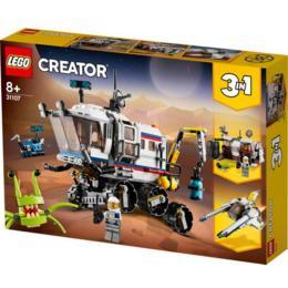 LEGO Creator Исследовательский планетоход 510 деталей