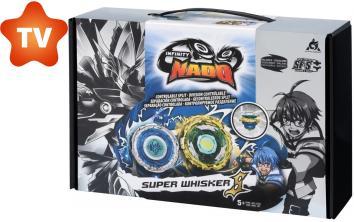AULDEY Infinity Nado Крэк Super Whisker-s