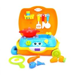 Huile Toys Чемоданчик повара