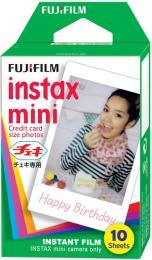 Fujifilm Colorfilm Instax Mini Glossy х 2