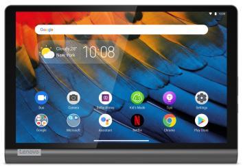 Lenovo Yoga Smart Tab 4/64 WiFi Iron Grey