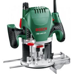 BOSCH вертикально-фрезерна машина Bosch POF 1400 ACE + н