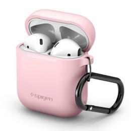 Spigen для AirPods Silicone Pink