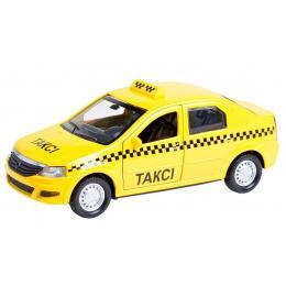 Технопарк Renault Logan Taxi (1:32)