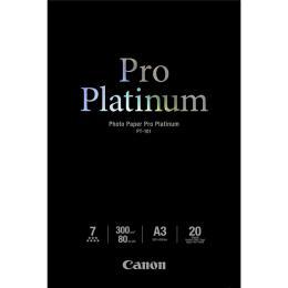 Canon A3+ Pro Platinum Photo Paper PT-101, 20л