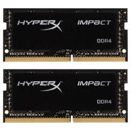 HyperX SoDIMM DDR4 32GB (2x16GB) 3200 MHz HyperX Impact