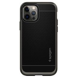 Spigen iPhone 12 / 12 Pro Neo Hybrid, Gunmetal