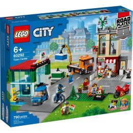 LEGO City Центр 790 деталей