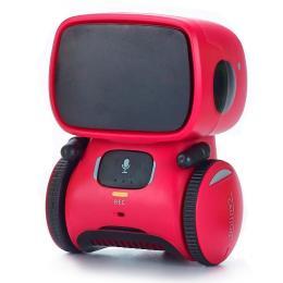 AT-Robot робот с голосовым управлением красный