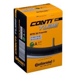 """Continental MTB Freeride 26"""" 57-559 / 70-559 RE AV40mm"""