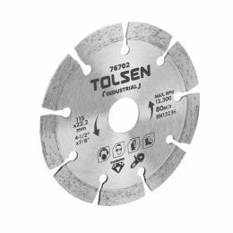"""Tolsen """"ПРОФІ"""" алмазный сегментный 230?22.2х10 мм"""