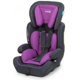 Bambi M 4250 9-36 кг Isofix purple