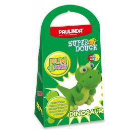 Paulinda Super Dough Fun4one Динозавр (подвижные глаза)