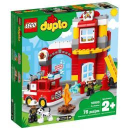 LEGO DUPLO Пожарное депо 76 деталей