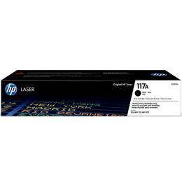 HP Laser 117A Black