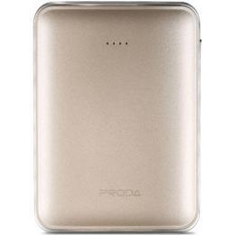 Remax Proda Mink 10000mAh 2USB-2A gold