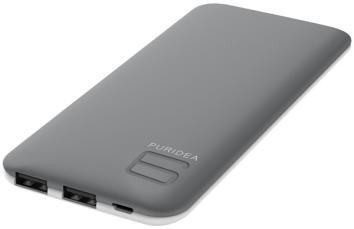 Puridea S4-Grey White