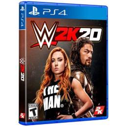 SONY WWE 2K20 [PS4, English version]