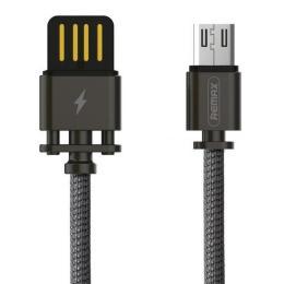 Remax USB 2.0 AM to Micro 5P 1.0m Dominator Fast black