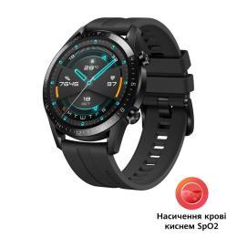 Huawei Watch GT 2 46mm Sport Black (Latona-B19S) SpO2