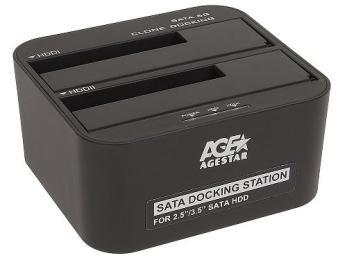 AgeStar 3UBT6-6G (Black)