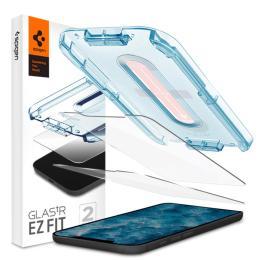 Spigen iPhone 12 / 12 Pro tR EZ Fit(2Pack)